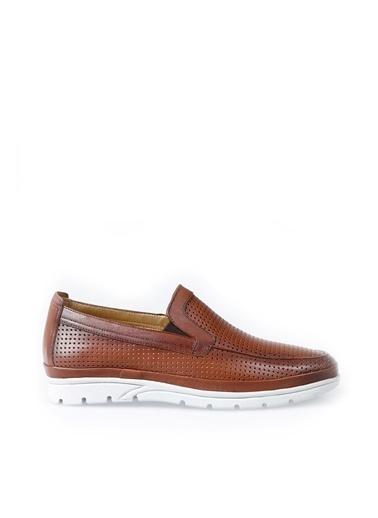 Dr.Flexer 152202 HakıkıDerıErkek Comfort Ayakkabı Taba Taba